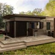 Habitation legere de loisirs eco lux