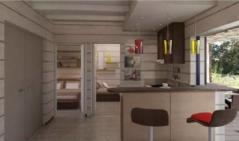 Habitation legere de loisirs hll photo cuisine
