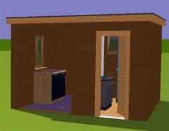 Habitations legeres de loisirs module cuisine salle d eau