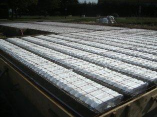 Explications sur fabrication d 39 un vide sanitaire ou sous sol for Isolation sol garage sans vide sanitaire