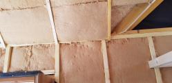 Isolation de tiny house en laine de bois