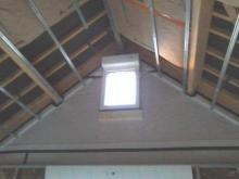 Isolation interieur maison ossature bois
