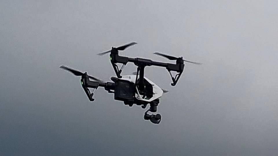 Promotion drone parrot jumping race, avis drone dji mavic pro
