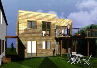 Les avantages de construire sa maison en bois