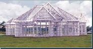 Construction en ossature métallique