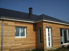 Maison en bois construction rouen dieppe