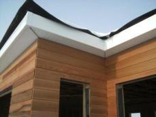 Photos bardage ossature bois red cedar maison bois normandie