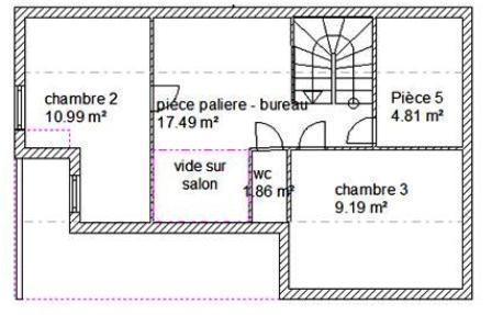 Plan Agatha Maison Ossature Bois Avec Porche D Entrée Couvert