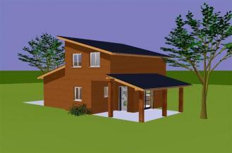 Plan habitation espagnia