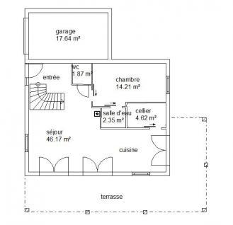 Plan habitation nina rdc