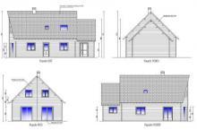Plan maison en bois evreux