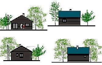 Plan maison gratuit modele eure