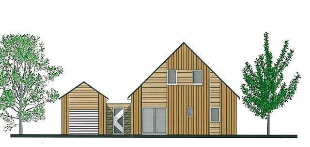 Plan maison robina wood mod le gratuit for Garage de la diligence taverny