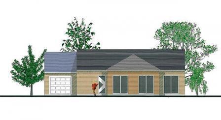 Plans de maison modele haute normandie