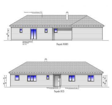 Plans habitation modele evreux