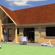 Plans habitation