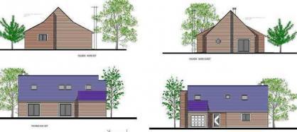 Plans maison eva
