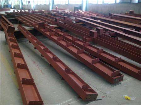 Fabrication en usine d 39 une maison en ossature m tallique for Agrandissement maison ossature metallique