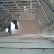 Surelevation de maison ou rehaussement de toiture
