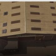Usine de construction de maison ossature bois